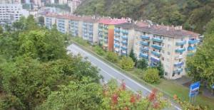 Trabzon Maçka'da 35 milyonluk kentsel dönüşüm!