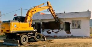 2016 yılında Yıldırım'da 97 kaçak yapı yıkıldı!