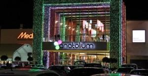 Anatolium Bursa 1 Ocak 2017 günü açık mı? Anatolium Bursa AVM 1 Ocak 2017 kaçta açılıyor!