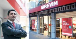Birevim'den İzmir'e yeni şube!
