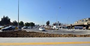 Ege Üniversitesi Tıp Fakültesi Hastanesi önündeki trafik rahatlatıldı!