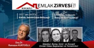 Emlak ve Gayrimenkul Zirvesi 18 Ocak'ta Kocaeli'de!