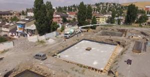 Erzurum'da kentsel dönüşüm ile tarihi yapılar gün yüzüne çıktı!