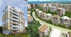 Eston İnşaat'tan Bahçeşehir'e 1128 konutluk yeni proje!