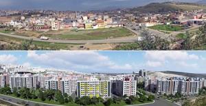 İzmir Uzundere'de ilk temel 17 Aralık'ta atılacak!