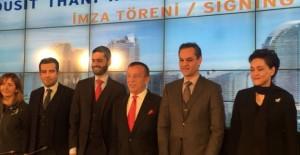 Maslak 1453'ten Dusit International ile işletme anlaşması!