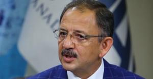 Mehmet Özhaseki, '2017 kentsel dönüşüm yılı olacak'!