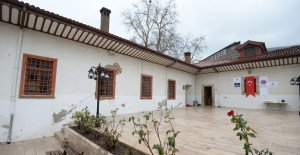 Osmangazi 1. Murad Hüdavendigar Külliyesi İmaret Binası restore ediliyor!