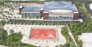 Türkiye'nin en büyük spor kompleksi Yıldırım'da yükseliyor!