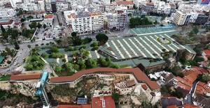 Antalya Cumhuriyet Meydanı yenileniyor!