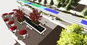 Antalya Doğu Garajı ve Çevresi Kentsel Tasarım Projesi ihalesi 11 Ocak'ta!