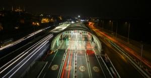 Avrasya Tüneli, 31 Ocak'tan itibaren 7 gün 24 saat hizmet verecek!