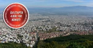Bursa Yıldırım'da kentsel dönüşüm Şubat ayında başlıyor!