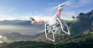 Drone'lar emlakçı oldu!