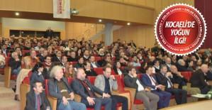 Emlak sektörünün liderleri Kocaeli'de buluştu!