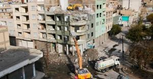 Gaziantep Şehitkamil'de kentsel dönüşüm çalışmaları sürüyor!