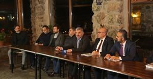 Kayseri'de 2017 yılı yatırım yılı olacak!
