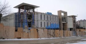 Mamak Kıbrıs Mahallesi'ndeki üçlü tesisin yüzde 75'i tamamlandı!