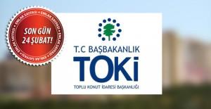 TOKİ Konya Meram Emekli Konutlarında sözleşme tarihi 16 Ocak!