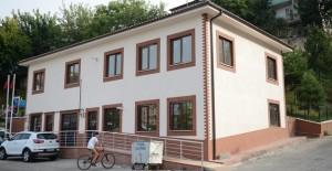 Yıldırım Davutkadı'daki mahalle konağının yapımı tamamlandı!
