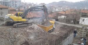 Altındağ'da kentsel dönüşüm çalışmaları son sürat devam ediyor!