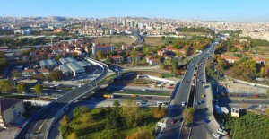 Ankara'da 2016 yılında 1638 kilometre yeni yol açıldı!