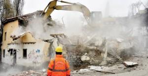 Ankara Hıdırlıktepe kentsel dönüşümde 3 bin 50 gecekondu yıkıldı!
