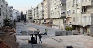 Antalya Şarampol Caddesi Projesi'nde hummalı çalışma sürüyor!