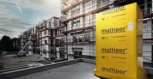 Avrupa'nın ısı yalıtım tercihi olan 'Multipor' Türkiye'ye de geldi!