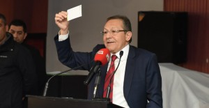 Başkan Ahmet Edip Uğur'dan Küçük Sanayi Sitesi'yle ilgili açıklama geldi!
