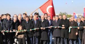 Bursa Yunuseli Havaalanı hizmete açıldı!