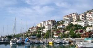 Egün Turan Antalya Finike'de yapılacak projeleri inceledi!