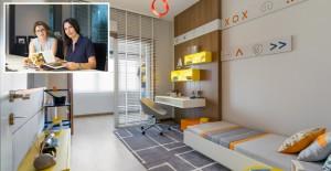 Gönye Proje Tasarım çocuk odalarını farklı bakış açılarıyla kurguluyor!