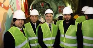 Kabataş-Mahmutbey Metro Hattı Kağıthane'nin değerine değer katacak!