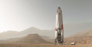 Mars'a şehir inşa edecekler!