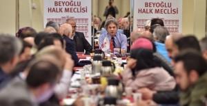 'Okmeydanı Dönüşüm projesi için iki ada da yüzde yüz anlaşma sağlandı'!