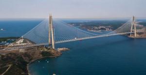 Yavuz Sultan Selim Köprüsü ve Avrasya Tüneli İstanbul'un trafiğini azalttı!