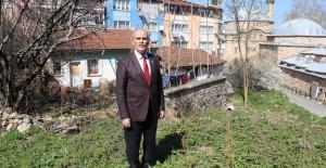 Başkan Altepe 'Emir Sultan parkı nefes aldıracak'!