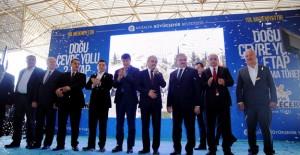Antalya'da Doğu Çevreyolu 2'nci etabın temeli atıldı!