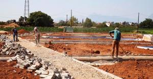 Antalya Döşemealtı'nda 8 yeni parkın yapımına başlandı!