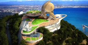 Antalya'nın yeni çekim merkezi Tünektepe Projesi olacak!