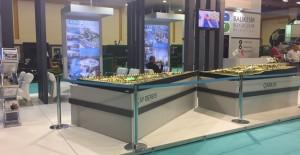 Balıkesir'in vizyon projeleri Antalya City Expo fuarında tanıtıldı!