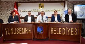 Başkan Çerçi Yunusemre'nin kentsel dönüşümünü anlattı!