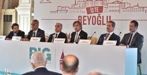 Beyoğlu'na 3 yılda10 milyar dolarlık yatırım yapılacak!