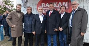 Mustafa Bozbey 'Çatalağıl Mahallesi'ni planlı şekilde geleceğe taşımalıyız'!