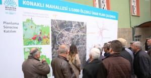 Bursa Konaklı Mahallesi'nin imar planı değişiyor!
