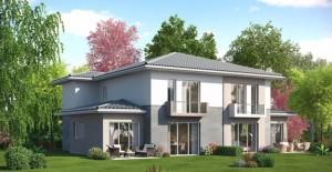Dekar Yapı bahçeli evler projesinin yüzde 85'ini sattı!