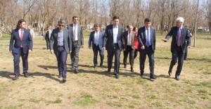 Rıdvan Fadıloğlu 'Bismil'i daha yaşanılabilir bir ilçe haline getireceğiz'!