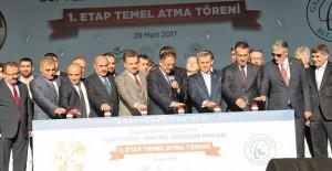 GOP Plevne İstanbul Kentsel Dönüşüm Projesi 1. Etap'ın temeli atıldı!