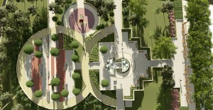 Semt parkı İzmir Çiğli'nin yeni cazibe merkezi olacak!